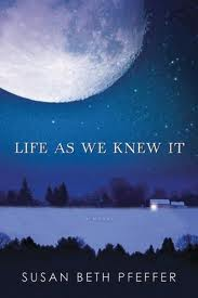 Life As We Knew It by Susan Beth Pfeffer book cover