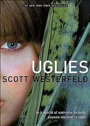 Uglies by Scott Westerfeld book cover