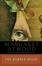 The Robber Bride by Margaret Atwood book cover