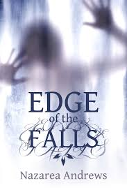 Edge of the Falls by Nazarea Andrews book cover