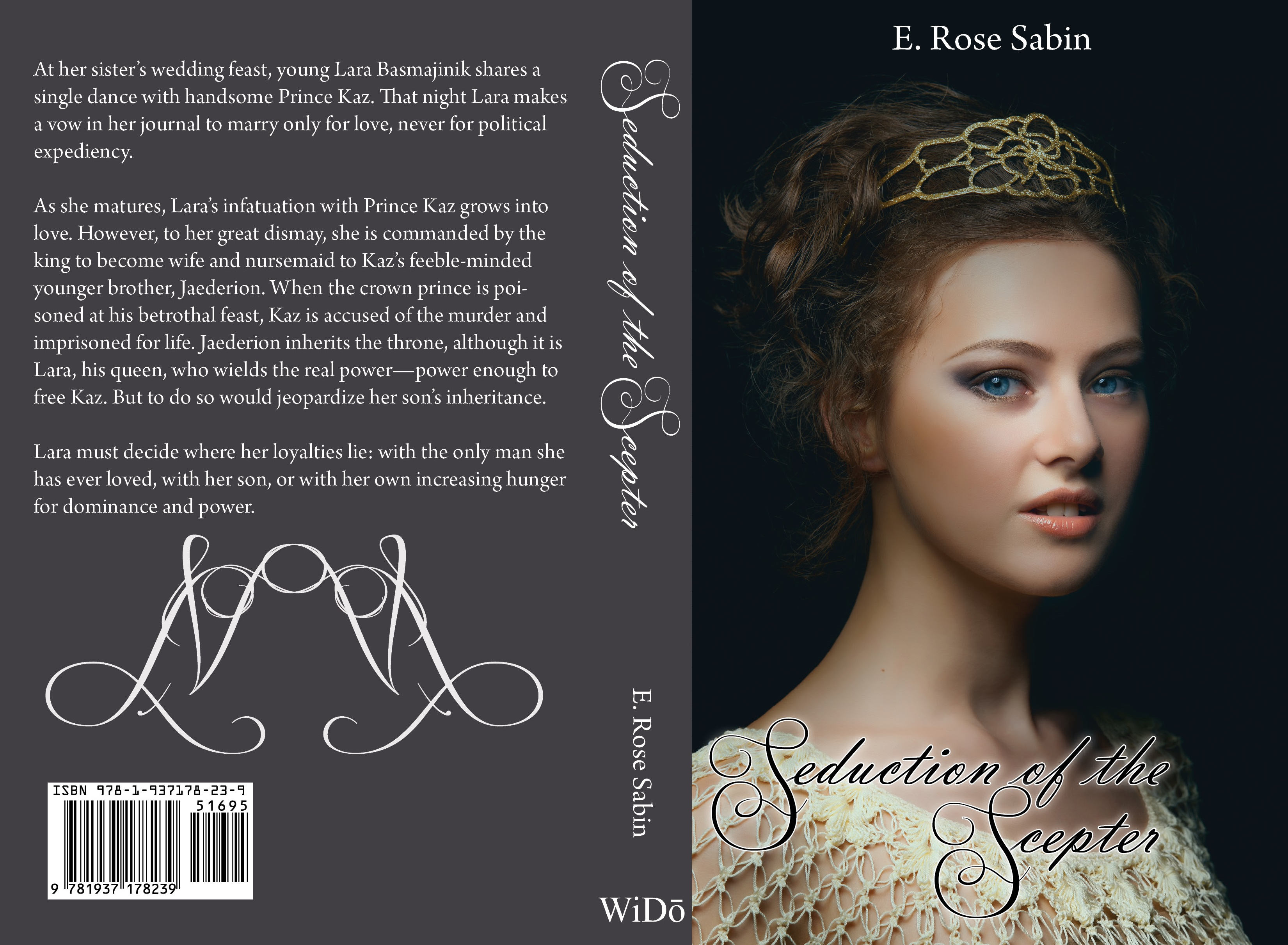 Seduction of the Scepter by E. Rose Sabin