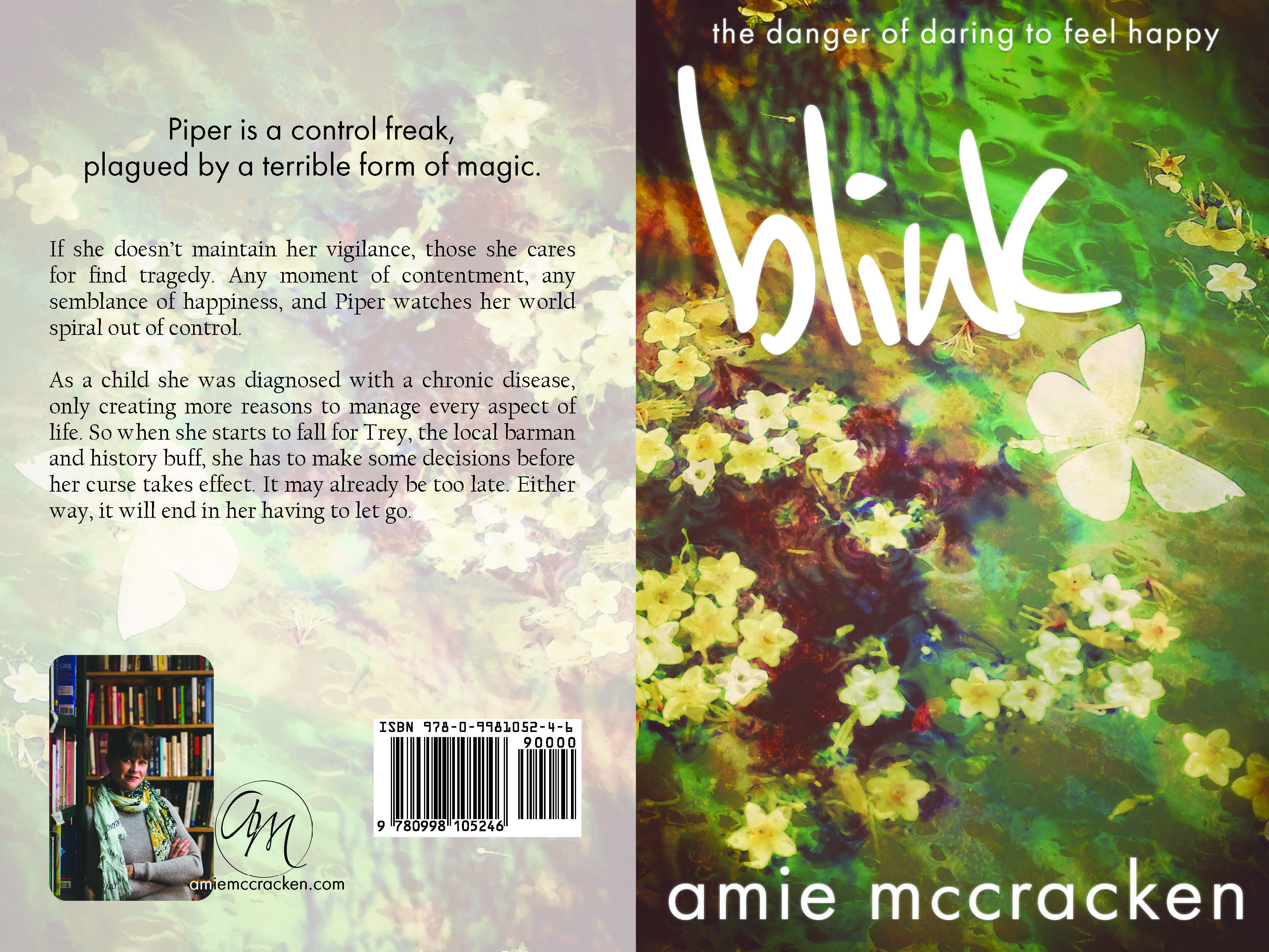 Blink by Amie McCracken