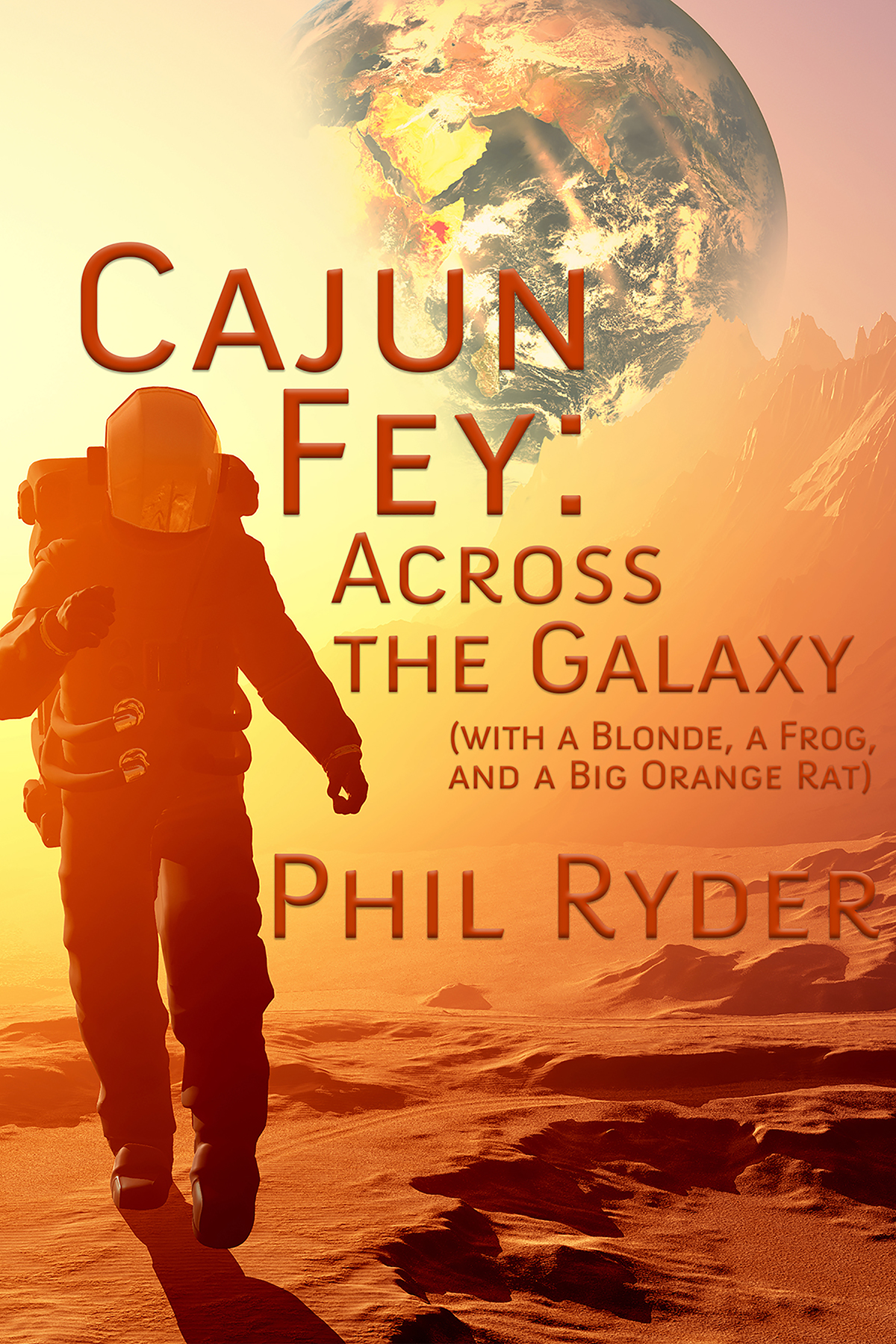 Cajun Fey by Phil Ryder