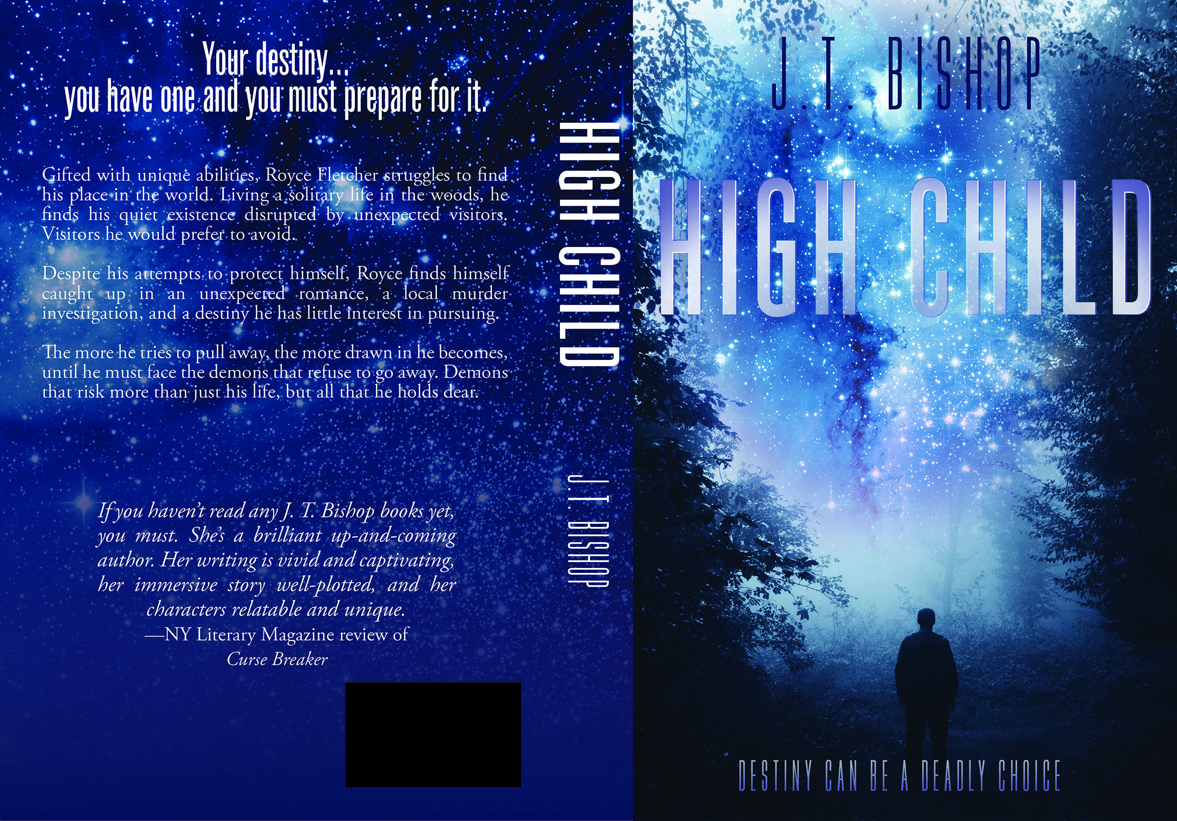 High Child by J.T. Bishop